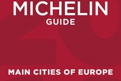 Cover des Guide Michelin Main Cities Europe