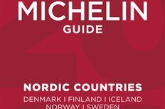 Cover des Guide Michelin Nordic Countries