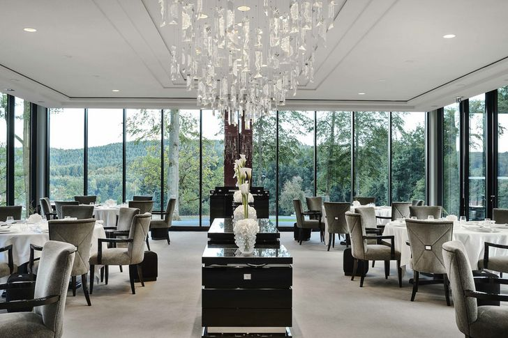 image of restaurant Villa René Lalique