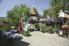 Restaurant Alte Pfarrey impressions and views