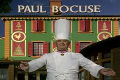 Restaurant Paul Bocuse impressions and views