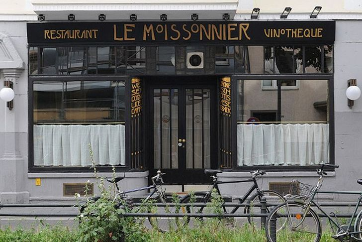 image of restaurant Le Moissonnier