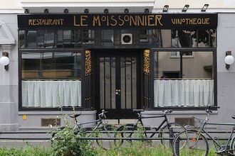 Restaurant Le Moissonnier impressions and views