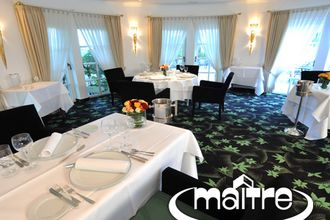 Restaurant Maitre impressions and views