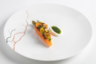 Restaurant CORE by Clare Smyth impressions and views