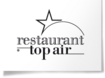 Restaurant top air logo