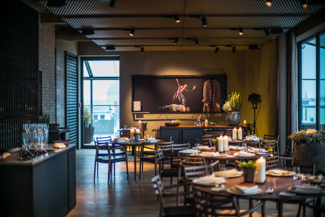 image of restaurant OPUS V